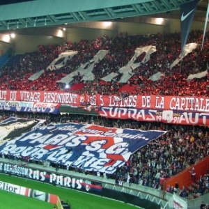 Voetbaltrip Paris Saint Germain - Evian TG