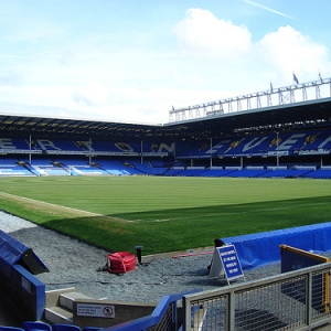 Voetbaltrip Everton - Manchester City