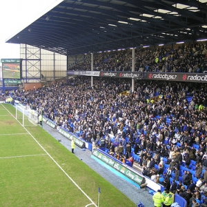 Voetbaltrip Everton - Newcastle United