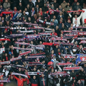 Supporters Paris Saint Germain