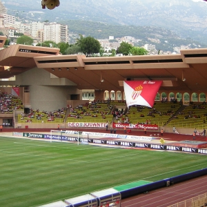Voetbaltrip AS Monaco - Evian TG