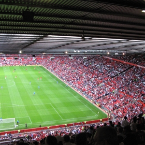Voetbaltrip Manchester United